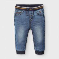 Spodnie jogger soft denim...