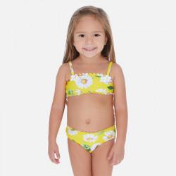 Bikini kwiaty Żółty
