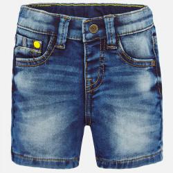 Bermudy jeansowe soft denim...