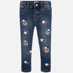 Spodnie długie jeans...