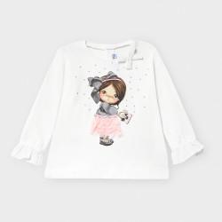 Koszulka d/r dziewczynka...
