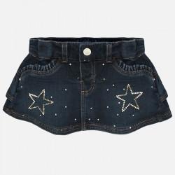 Spódnica soft denim jeans