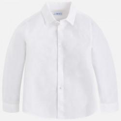 Koszula d/r len basic