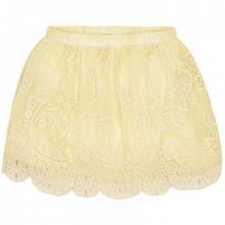 Spódnica koronka farbowana