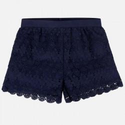 Spodnie krótkie Granatowy